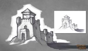 SotA Concept Castle