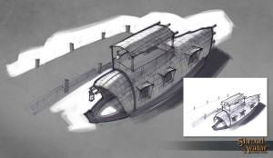 SotA Concept Houseboat