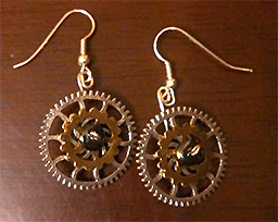 cogEarrings