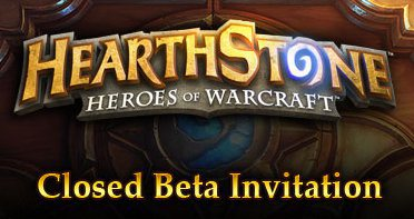 HearthStone Beta Invite