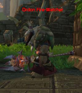Fire-Watcher