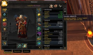 576 equipped ilvl / stats.
