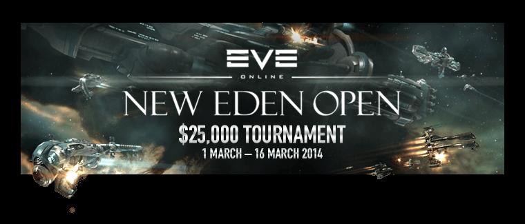 The New Eden Open II Tournament