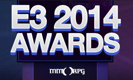 MMORPG E3 2014 Awards